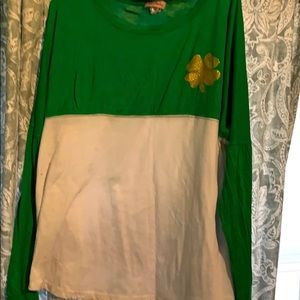 ST Patrick's Day Top